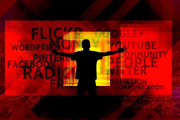 Pražská policie se více zaměří na nenávistné projevy na internetu. Ilustrační foto:Geralt, Pixabay
