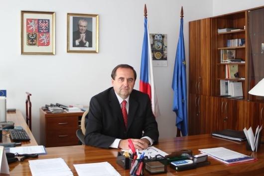 Bývalý velvyslanec České republiky v Peru Pavel Bechný. Foto: MZV
