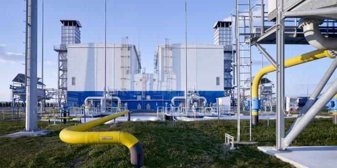 Plynovod společnosti Eustream, který patří pod EPH. Foto: Energetický a průmyslový holding