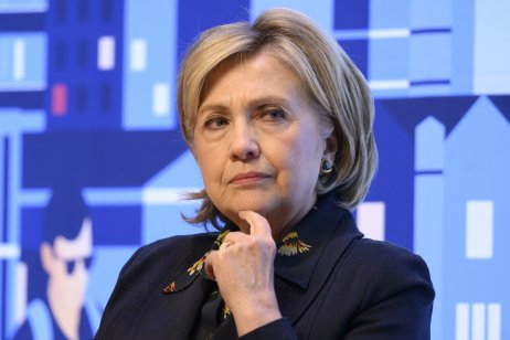 Málokterá americká politička čelí tak zběsilým obviněním jako Hillary Clintonová. Foto: Matthew Horwood, Swansea University