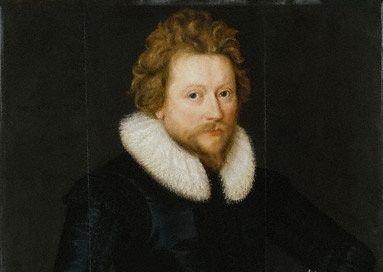 John Fletcher, neznámý autor, cca 1620. Foto: Wikimedia