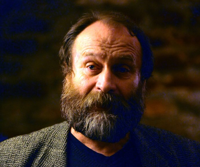 Básník Ivan Wernisch. Foto: ČTK