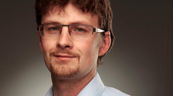 Sociolog Václav Štětka. Foto: Fakulta sociálních věd UK