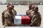 Ze čtrnácti vojáků, kteří padli v Afghánistánu, si nasazení v Bagrámu vyžádalo nejvíc životů. Foto: Armáda ČR (desátník Radim H., 10. strážní rota)