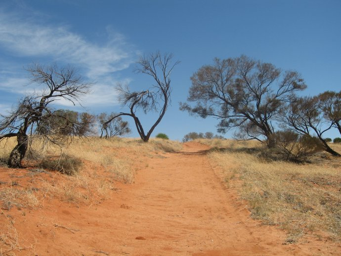 Austrálii zasáhla rekordní horka. Foto: INCITE researchers, Flickr CC BY-SA 2.0