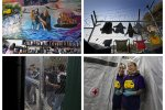 Lesbos Řecko uprchlíci migranti tábor