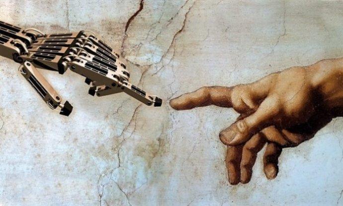 I když se moderní věda postupem doby vyvinula v jakousi opozici vůči náboženství, řada vědců křesťanský pohled na svět ani zdaleka neodmítá. Koláž: theofantastique