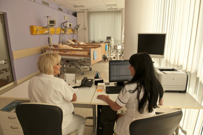 Klinické centrum Iscare. Foto: iscare.cz