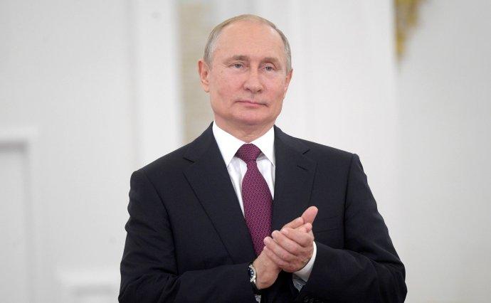 Poslední den roku roku 2019oslavil ruský prezident Putin kulaté výročí– přesně před 20lety ovládl největší zemi světa. Zdroj: kremlin.ru