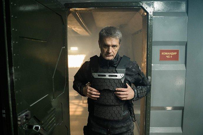 Konstantin Lavroněnko, univerzální drsňák ruského filmu. Foto: FFF