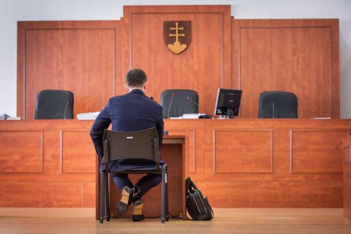 Šéf Penty Jaroslav Haščák před soudem vkauze Kuciak. Foto:Tomáš Benedikovič, DenníkN