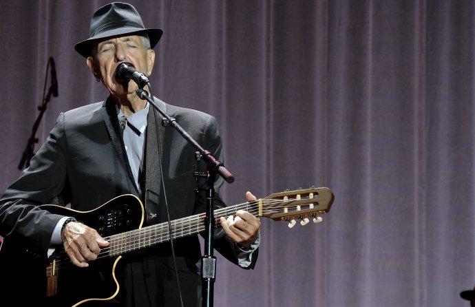Leonard Cohen v roce 2013. Foto: Wikipedia