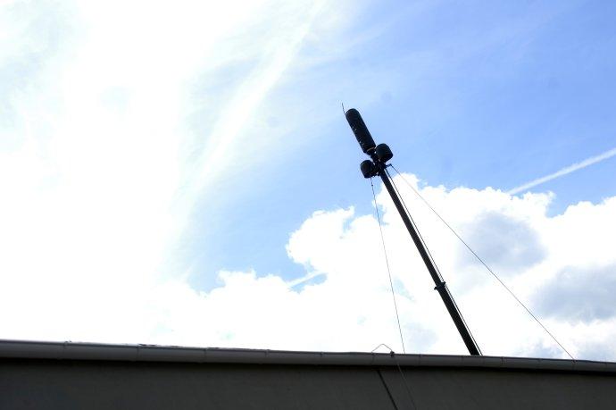 Radar Vera NG. Foto:ČTK