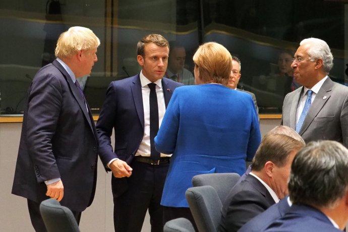 Britského premiéra Borise Johnsona čeká rok plný vyjednávání sEvropou. Už ale nebude na summitech EU. Teď bude třetí stranou. Foto:EU