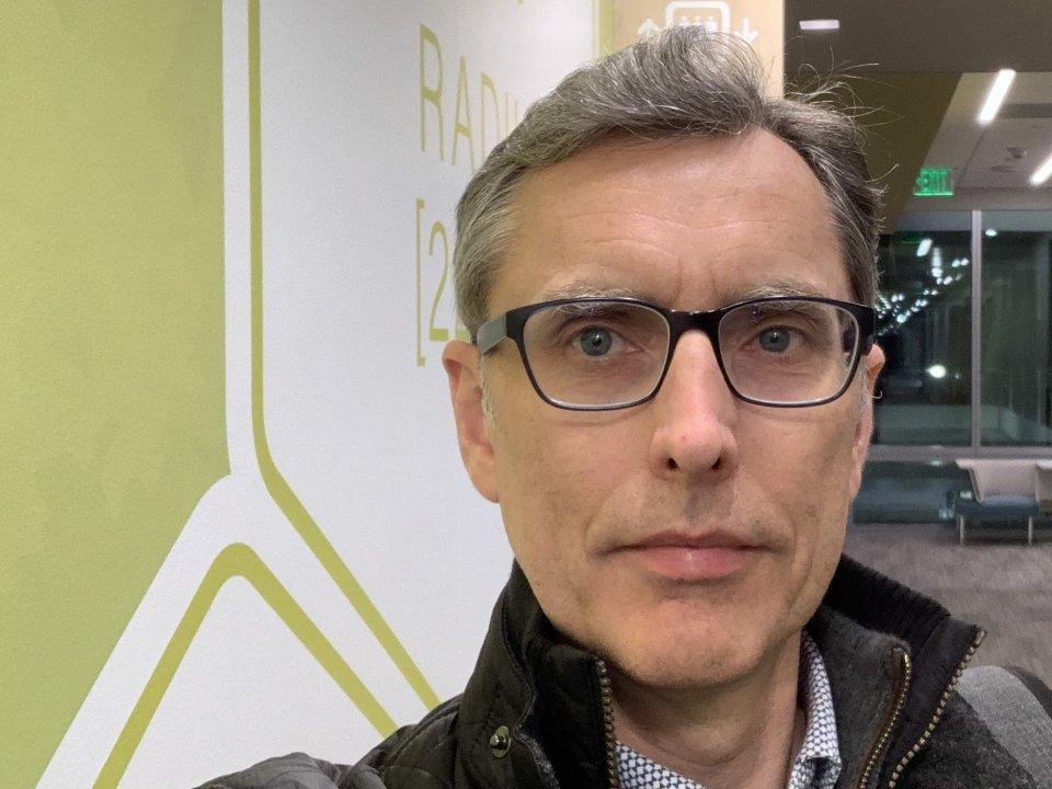 Český vědec pracující pro Gilead Sciences Tomáš Cihlář. Foto: archiv Tomáše Cihláře