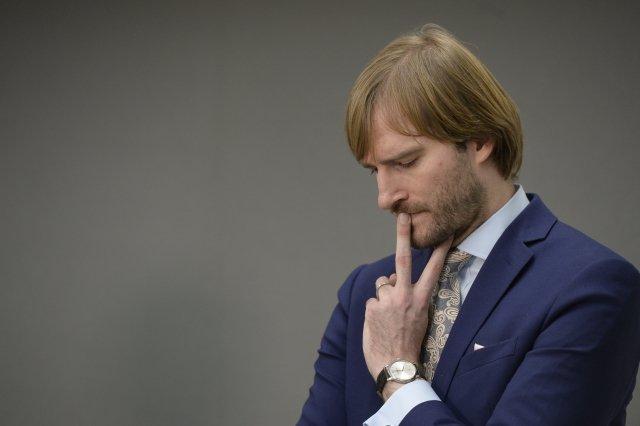 Exministr zdravotnictví Adam Vojtěch. Foto:ČTK