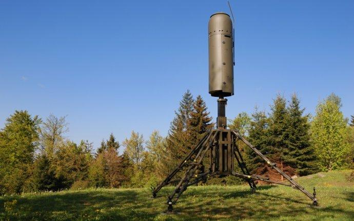 Pasivní sledovací systém Věra NG. Foto: Era