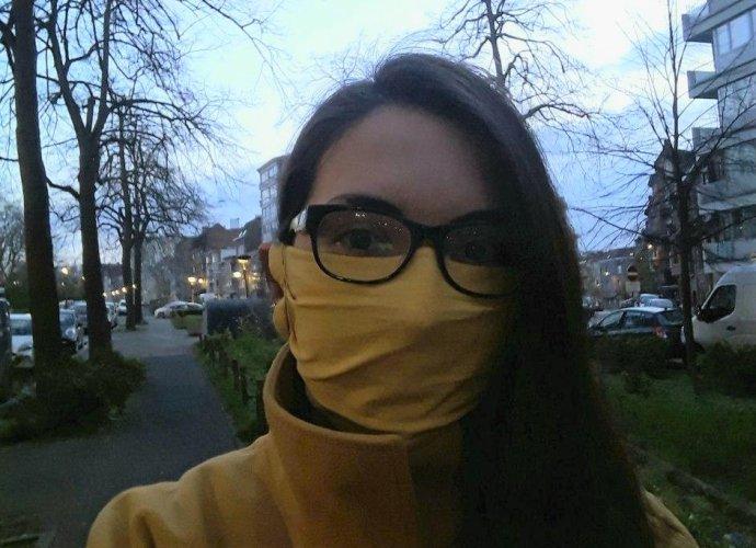 Jana Vlčková, Češka, která pracuje vbelgickém hlavním městě Bruselu. Foto:J. Vlčková