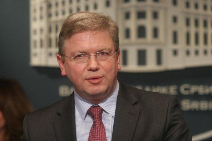 Bývalý eurokomisař Štefan Füle. Foto:CC BY-SA 2.0/ Wikimedia commons