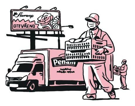 Kresba: Petr Polák pro DeníkN