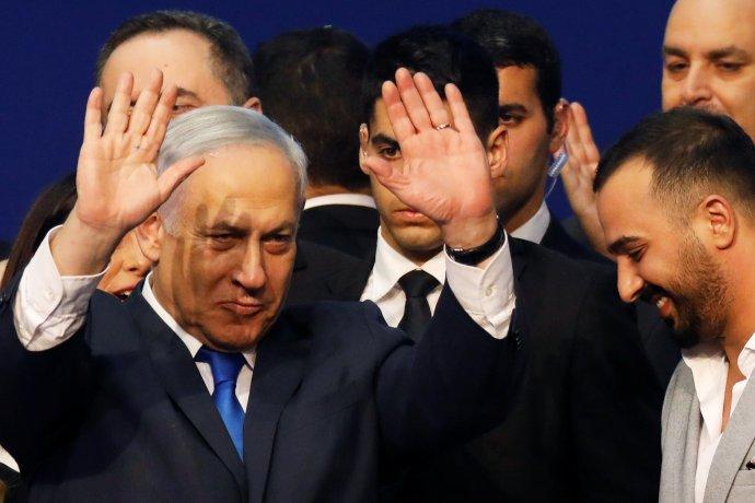 Benjamin Netanjahu. Foto:Amir Cohen, Reuters