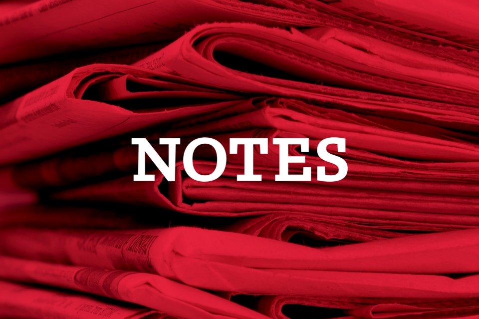 Notes. Ilustrační foto:DeníkN