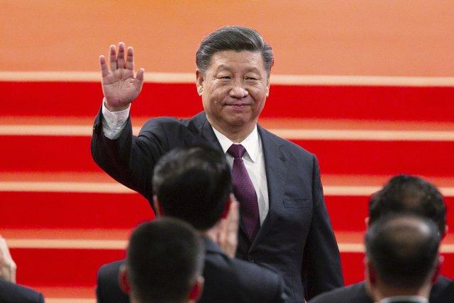 Čínský prezident agenerální tajemník ústředního výboru tamní komunistické strany Si Ťin-pching bdí nad vším. Včetně toho, co se svět dozví oprůběhu epidemie vjeho zemi. Foto:ČTK/AP