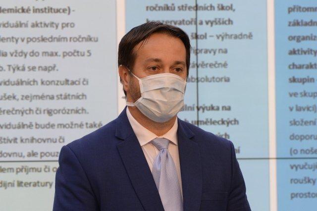 Epidemiolog Rastislav Maďar. Foto: ČTK