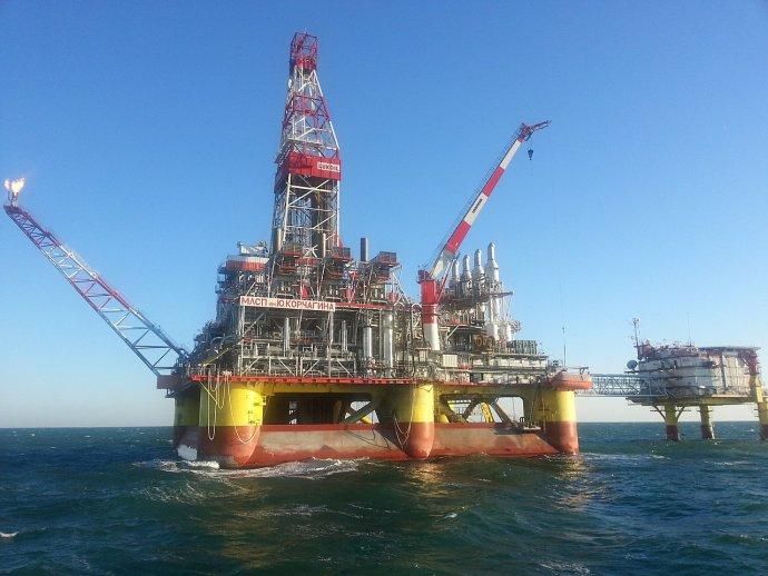 Ruský rozpočet je do značné míry tvořen příjmy za ropu a plyn. Zdroj: Creative Commons Attribution 3.0Unported, Pavel Gurenchuk