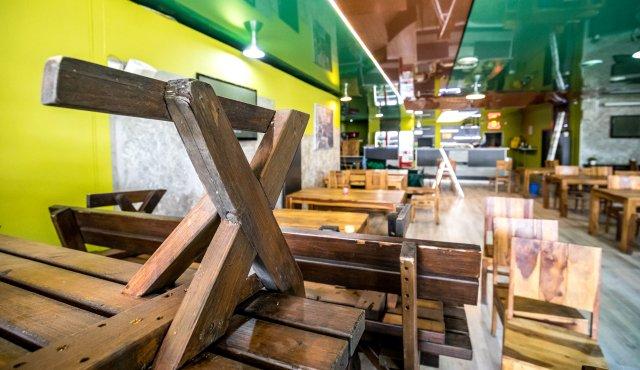Zavřená restaurace. Ilustrační foto:ČTK