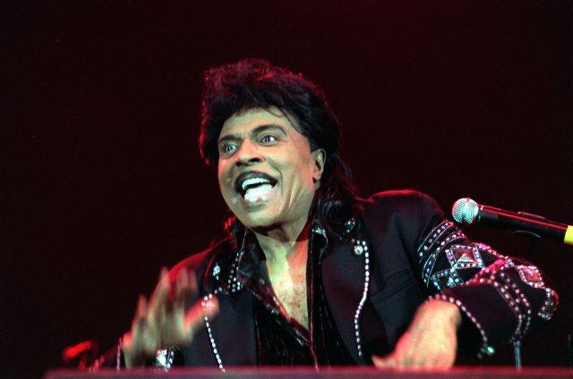 Zemřel Little Richard. Foto: ČTK