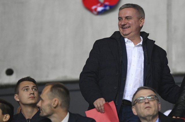 Hradní kancléř Vratislav Mynář. Foto:ČTK