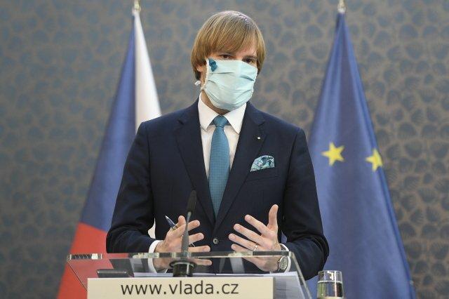 Adam Vojtěch (za ANO). Foto:Ondřej Deml, ČTK
