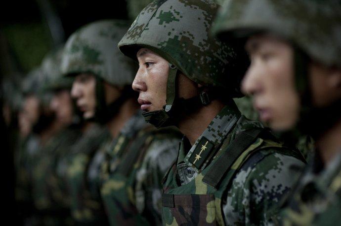 Čínská armáda. Ilustrační foto. Foto: Americká armáda