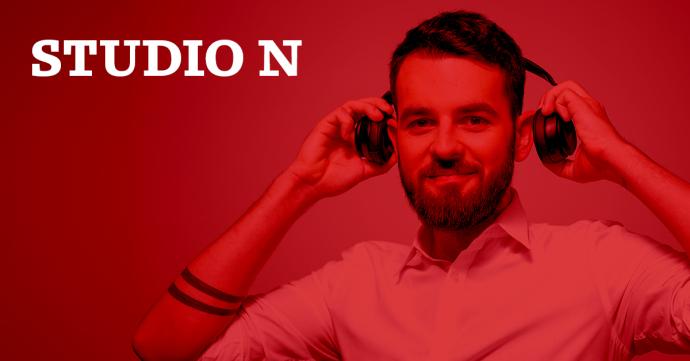 StudioN je zpravodajsko-publicistický podcast DeníkuN. Aktuální témata, původní zprávy, komentáře. Moderuje Filip Titlbach.