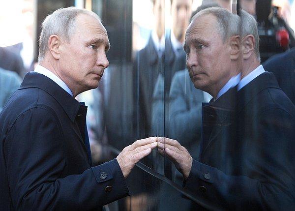 Ruský prezident Vladimir Putin. Foto: Kremlin.ru