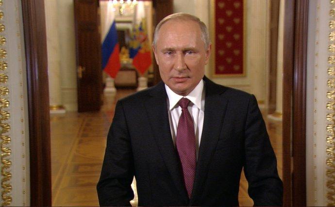 Nejvyšším velitelem tajné služby FSB je ruský prezident Vladimir Putin. Foto:kremlin.ru