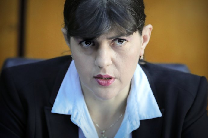Evropskou žalobkyní se stala právnička nad jiné povolaná– známá rumunská bojovnice proti korupci Laura Codruta Kövesiová, která si nekompromisním přístupem dokázala znepřátelit nejednoho vlivného politika ve své rodné zemi. Foto: ČTK/AP