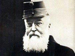 Poslední fotografie belgického krále LeopoldaII., 1909. Foto:autor neznámý