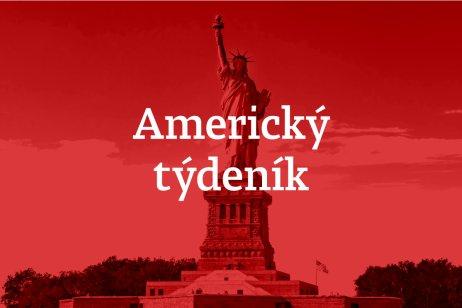 Americký týdeník Jany Ciglerové. Grafika: DeníkN