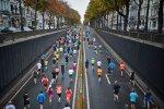 běh, běhání, závod, pohyb, lidé, maraton