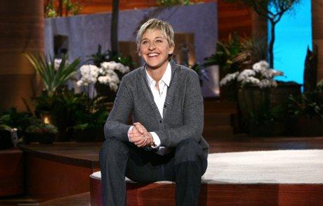 Moderátorka Ellen DeGeneresová. Foto:Ron Paul Revolt 2008, Flickr