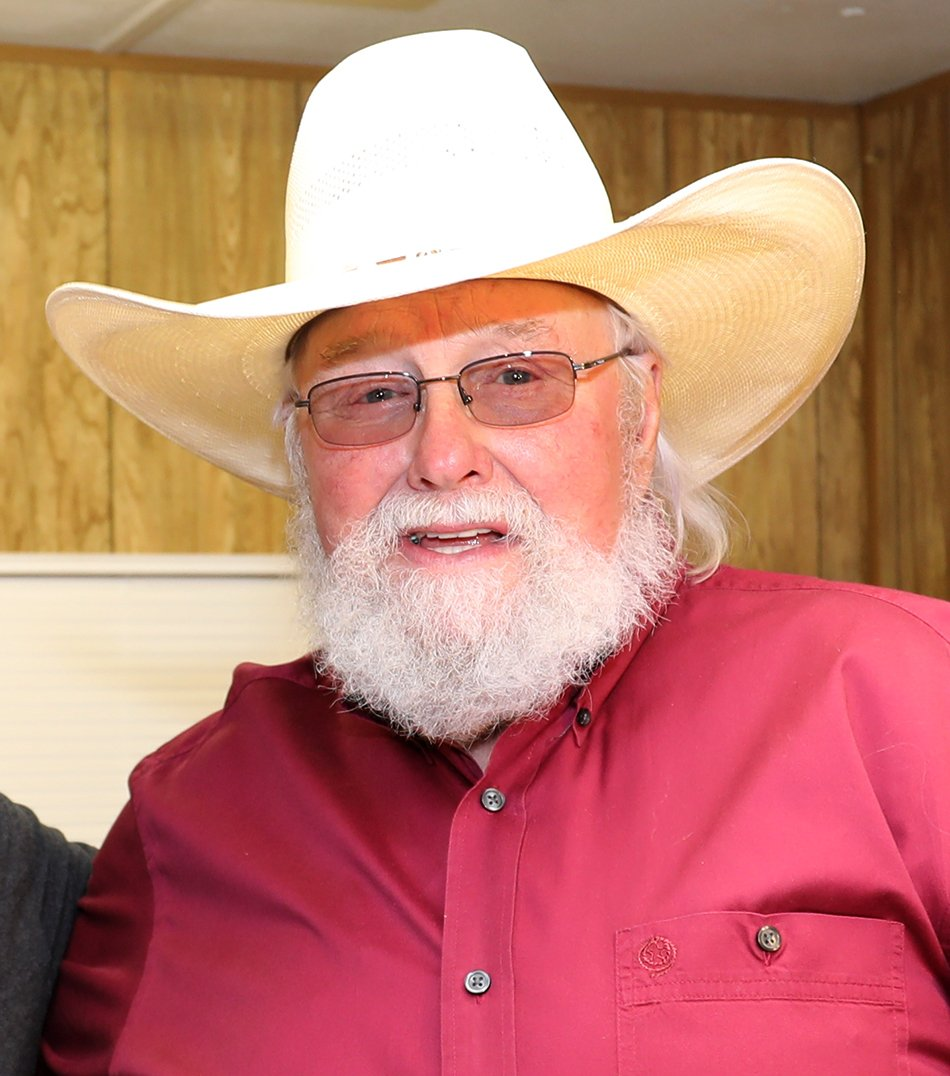 Hvězda country music Charlie Daniels vroce 2017. Foto Úřad guvernéra Marylandu