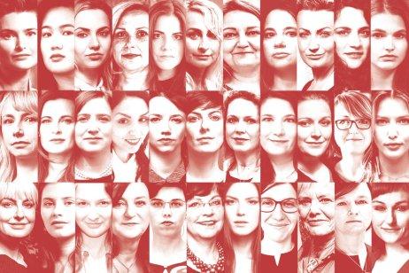 Velvyslanectví Kanady pořádá setkání pro ženy, které vystoupily ve vydání Deníku N s názvem Promluvily jsme a sdílely zkušenosti se sexuálním obtěžováním. Foto: Deník N