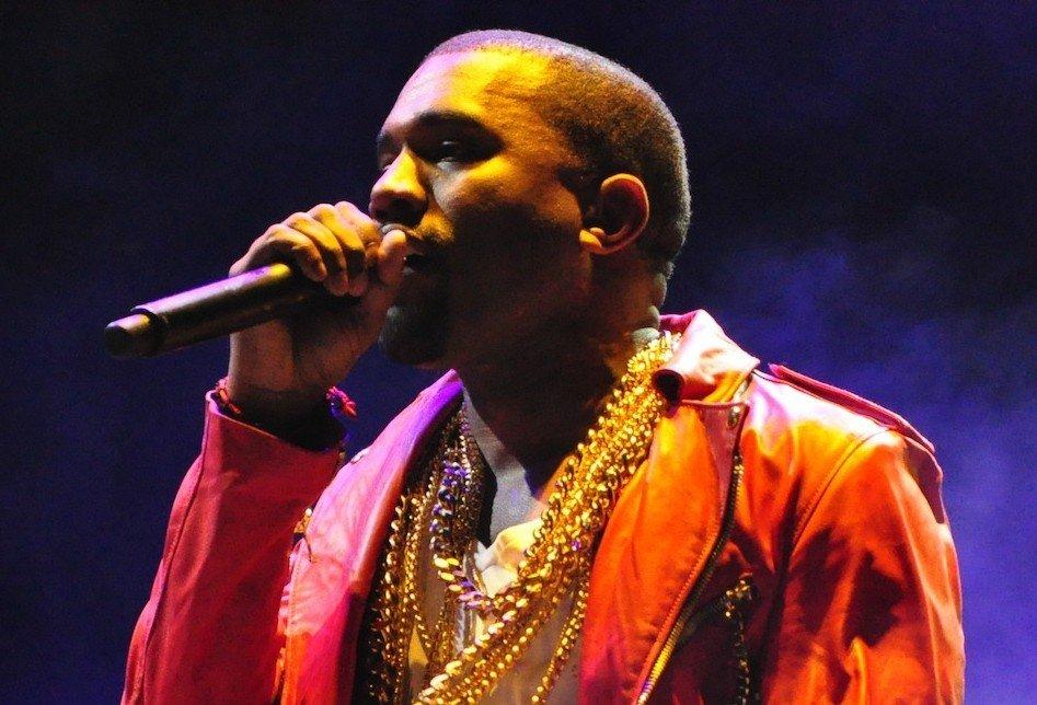 Kanye West při vystoupení v Chile v roce 2011. Foto: Wikimedia Commons, rodrigoferrari (CC-BY-SA-2.0)