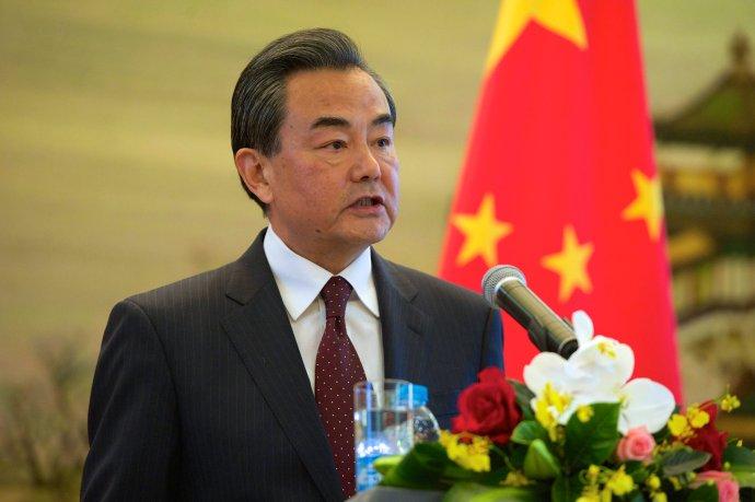 Čínský ministr zahraničí Wang I. Foto:Ministerstvo zahraničí USA, Flickr