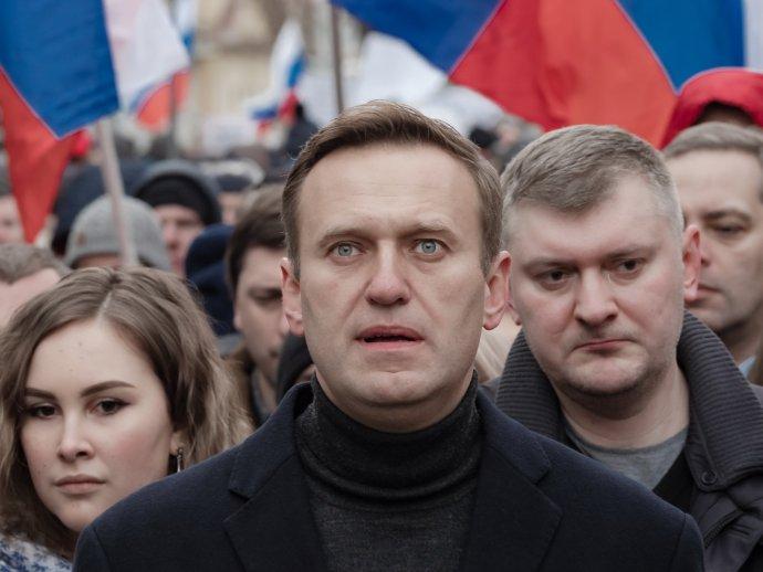 Alexej Navalnyj je dnes nejvýraznější osobností ruské opozice. Ale rozhodně ne jedinou. Foto:Michał Siergiejevicz, Flickr CC BY 2.0