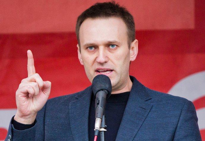 Alexej Navalnyj vyzval své příznivce, aby vyšli do ulic. Potřebuje, aby jich byly přinejmenším statisíce. Foto:Jevgenij Feldman, Novaja Gazeta, Wikimedia