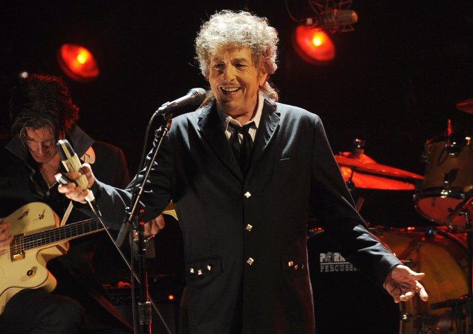 Bob Dylan vroce 2012vLos Angeles. Foto:Chris Pizzello, ČTK/AP