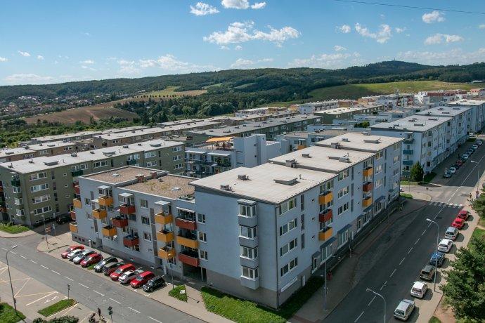 Brno, sídliště Kamechy. Ilustrační foto:Karolína Poláčková pro DeníkN